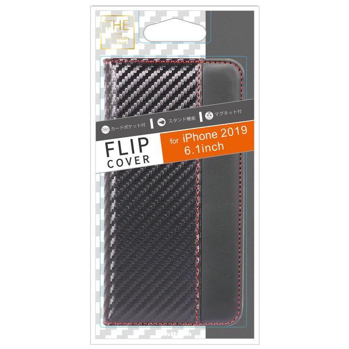 iPhone 11 ケース THE カード収納ポケット付き手帳型ケース CABK iPhone 11_0