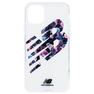 iPhone 11 Pro ケース New Balance TPUデザインプリントケース フラワー柄 iPhone 11 Pro