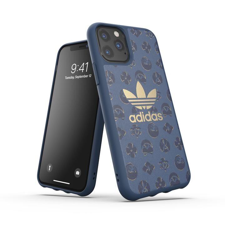 iPhone 11 Pro ケース adidas Originals Moulded Case SHIBORI FW19 iPhone 11 Pro Ink_0