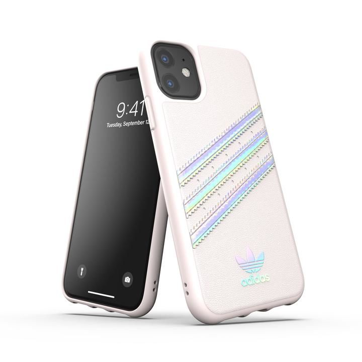 iPhone 11 ケース adidas Originals Moulded Case SAMBA ROSE FW19 iPhone 11 Holography_0
