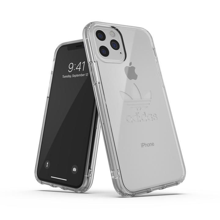 iPhone 11 Pro ケース adidas Originals Protective Clear Case Big Logo FW19 iPhone 11 Pro Clear_0