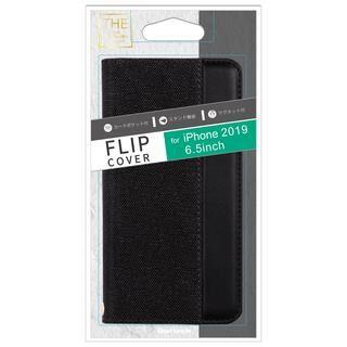 iPhone 11 Pro Max ケース THE カード収納ポケット付き手帳型ケース ブラックブラック iPhone 11 Pro Max