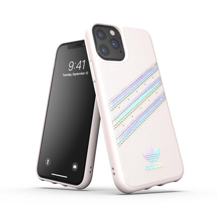 iPhone 11 Pro ケース adidas Originals Moulded Case SAMBA ROSE FW19 iPhone 11 Pro Holography_0
