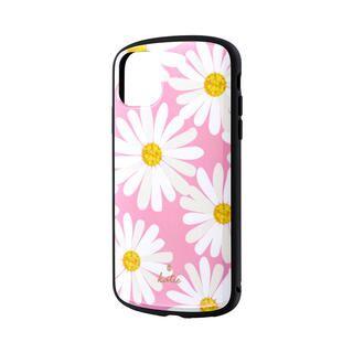 iPhone 11 ケース 超軽量・極薄・耐衝撃ハイブリッドケース「PALLET Katie」 マーガレットピンク iPhone 11