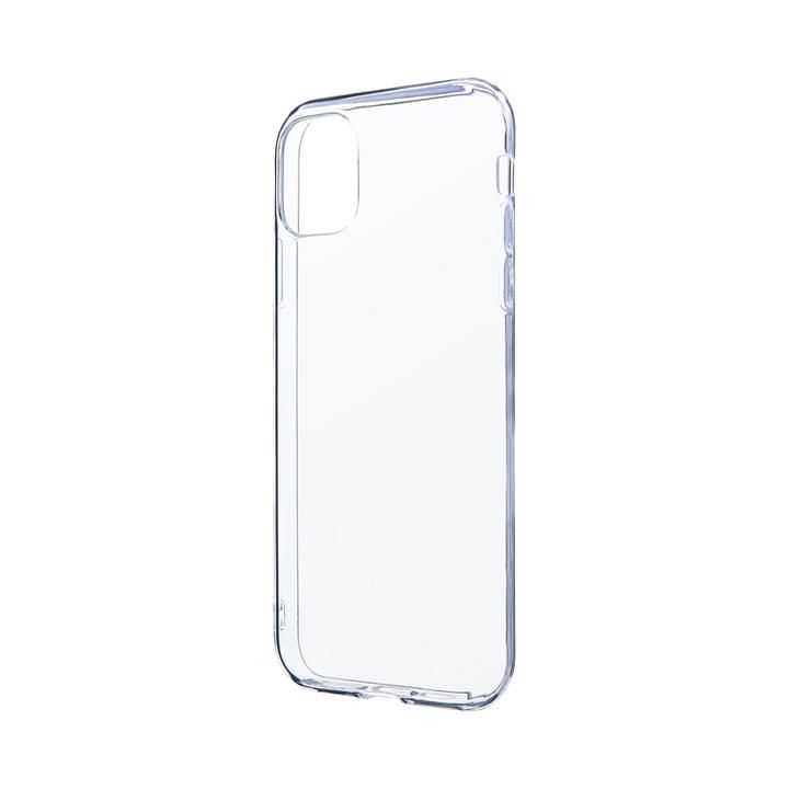 iPhone 11 ケース ソフトケース「CLEAR SOFT」 クリア iPhone 11_0