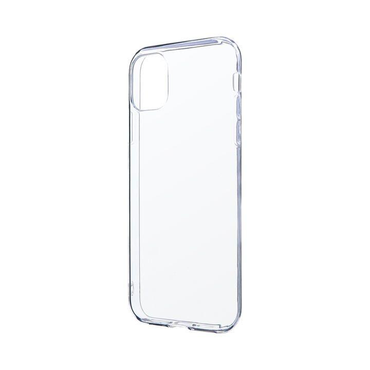 ソフトケース「CLEAR SOFT」 クリア iPhone 11【9月中旬】_0