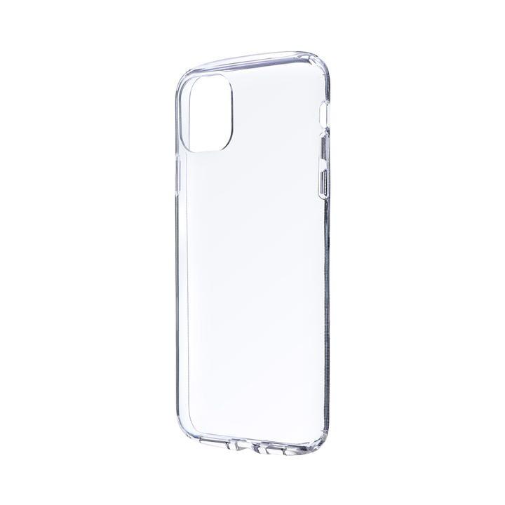 iPhone 11 Pro Max ケース 耐衝撃ソフトケース「CLEAR ROUND」 クリア iPhone 11 Pro Max_0