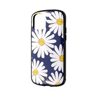 iPhone 11 Pro ケース 超軽量・極薄・耐衝撃ハイブリッドケース「PALLET Katie」 マーガレットネイビー iPhone 11 Pro