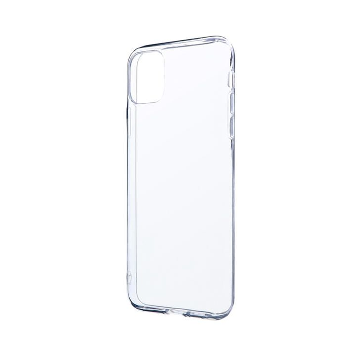 iPhone 11 Pro Max ケース ソフトケース「CLEAR SOFT」 クリア iPhone 11 Pro Max_0