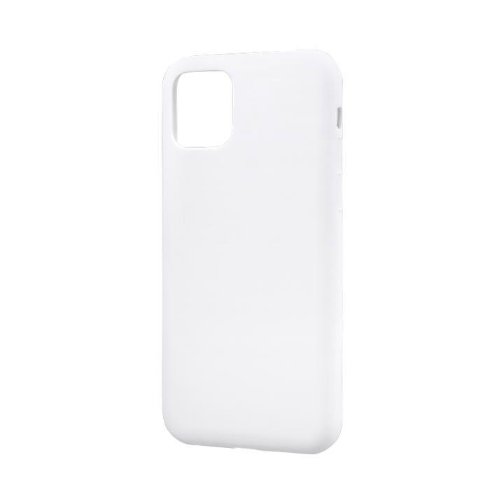シンプルソフトケース「SMOOTH」 ホワイト iPhone 11 Pro【9月中旬】_0