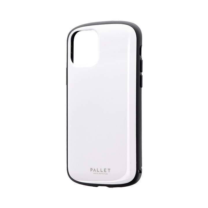 iPhone 11 Pro ケース 超軽量・極薄・耐衝撃ハイブリッドケース「PALLET AIR」 ホワイト iPhone 11 Pro_0