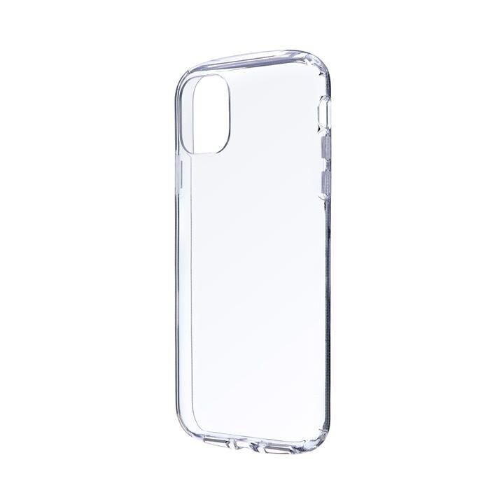耐衝撃ソフトケース「CLEAR ROUND」 クリア iPhone 11【9月中旬】_0