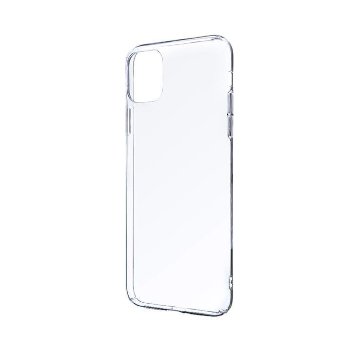 ハードケース「CLEAR HARD」 クリア iPhone 11 Pro Max【9月中旬】_0