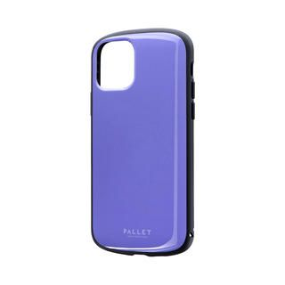 iPhone 11 Pro ケース 超軽量・極薄・耐衝撃ハイブリッドケース「PALLET AIR」 パープル iPhone 11 Pro