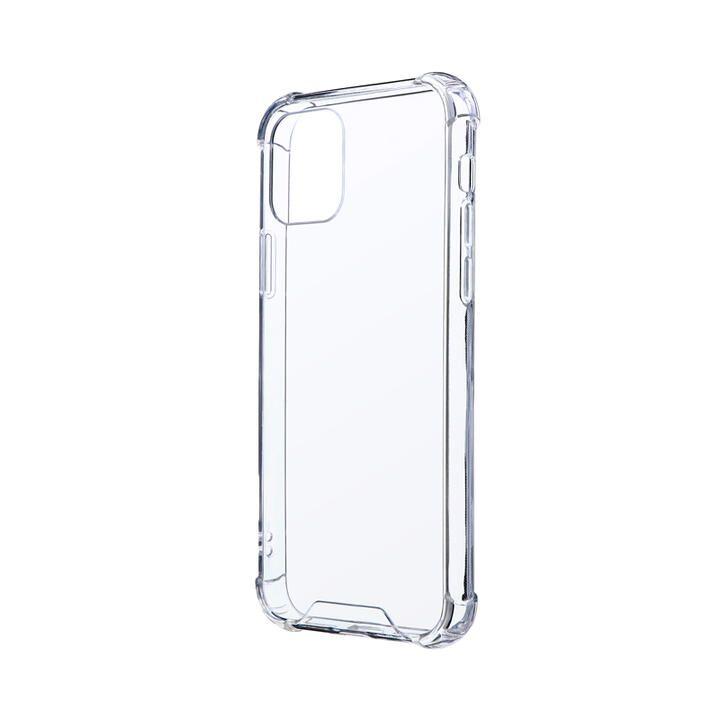 iPhone 11 Pro ケース 耐傷・耐衝撃ハイブリッドケース「CLEAR TOUGH」 クリア iPhone 11 Pro_0