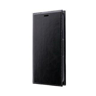 iPhone 11 Pro ケース 薄型PUレザーフラップケース「PRIME」 ブラック iPhone 11 Pro【9月中旬】