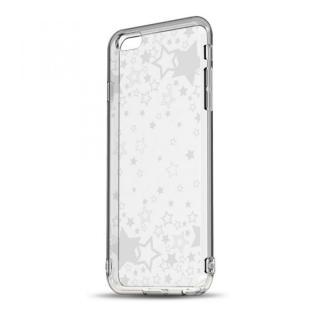 ソフトTPUケース ストラップホール&保護キャップ付き(トゥインクルスター) iPhone 6ケース