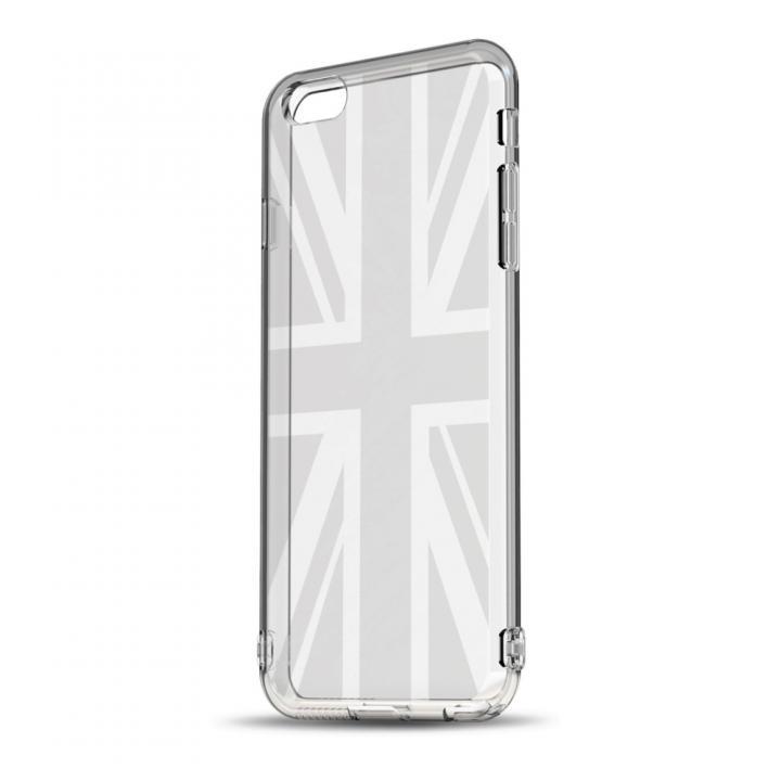 iPhone6s/6 ケース ソフトTPUケース ストラップホール&保護キャップ付き(ユニオンジャック) iPhone 6s/6ケース_0
