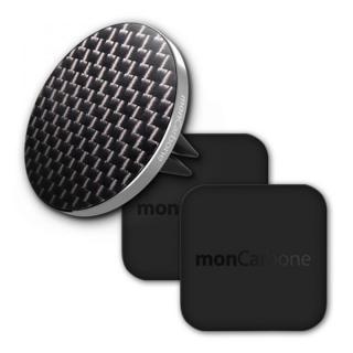 monCarbone カーボンファイバー カーマウントキット JustClick_3
