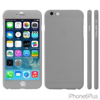 極薄ハードケース ZENDO Nano Skin シルバー iPhone 6s