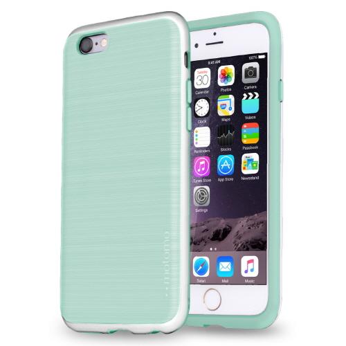 iPhone6s/6 ケース TPUケース INFINITY マット ミントシルバー iPhone 6s/6_0