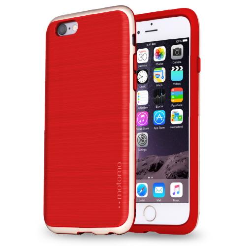 iPhone6s/6 ケース TPUケース INFINITY マット レッドゴールド iPhone 6s/6_0