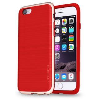 TPUケース INFINITY マット レッドゴールド iPhone 6s/6