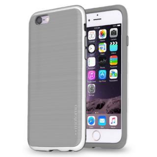 iPhone6s/6 ケース TPUケース INFINITY マット グレーシルバー iPhone 6s/6