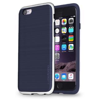 TPUケース INFINITY マット ネイビーシルバー iPhone 6s/6