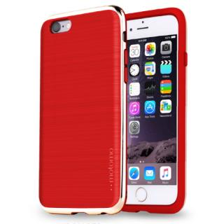 TPUケース INFINITY クロム レッドゴールド iPhone 6s/6