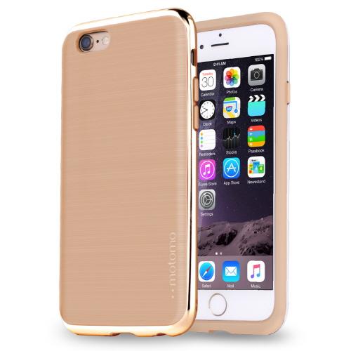 iPhone6s/6 ケース TPUケース INFINITY クロム ベージュゴールド iPhone 6s/6_0