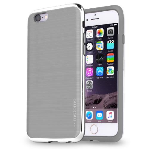 iPhone6s/6 ケース TPUケース INFINITY クロム グレーシルバー iPhone 6s/6_0