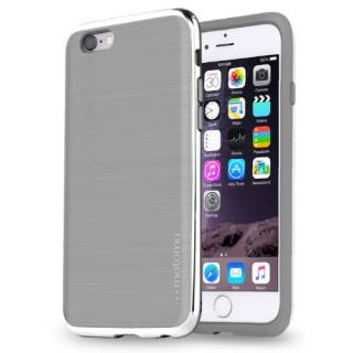 【iPhone6 ケース】TPUケース INFINITY クロム グレーシルバー iPhone 6s/6