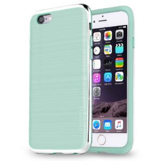 TPUケース INFINITY クロム ミントシルバー iPhone 6s/6