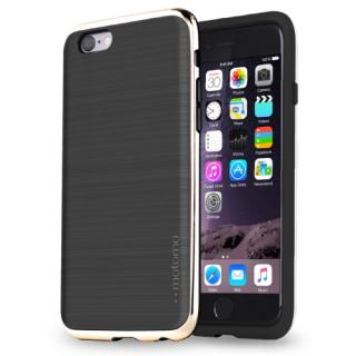 TPUケース INFINITY クロム ブラックゴールド iPhone 6s/6