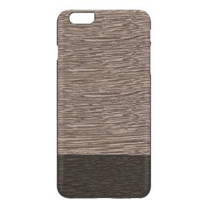 【iPhone6s/6ケース】天然木ケース ブラックフレーム ツートーン iPhone 6s/6_0