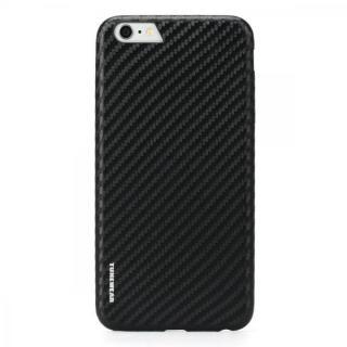 【iPhone6s Plusケース】TUNEWEAR CarbonLook ブラック iPhone 6s Plus/6 Plus_2