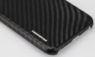 【iPhone6s Plusケース】TUNEWEAR CarbonLook ブラック iPhone 6s Plus/6 Plus_3