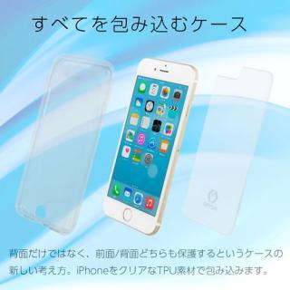 【iPhone6sケース】フルカバー TPU クリアケース iPhone 6s/6_1