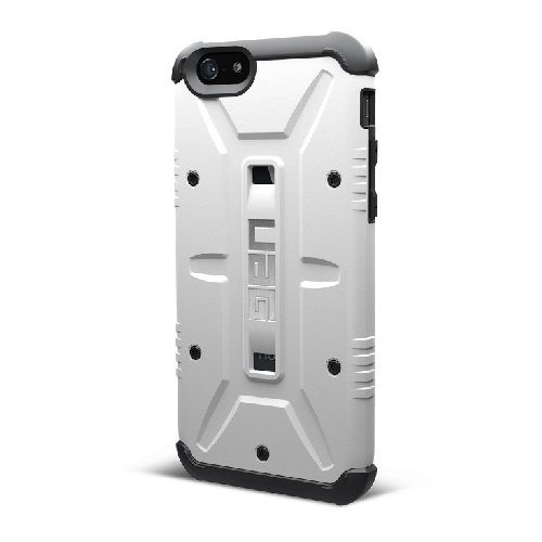iPhone6 ケース あらゆる方向の衝撃を緩和 UAG コンポジットケース ホワイト iPhone 6ケース_0