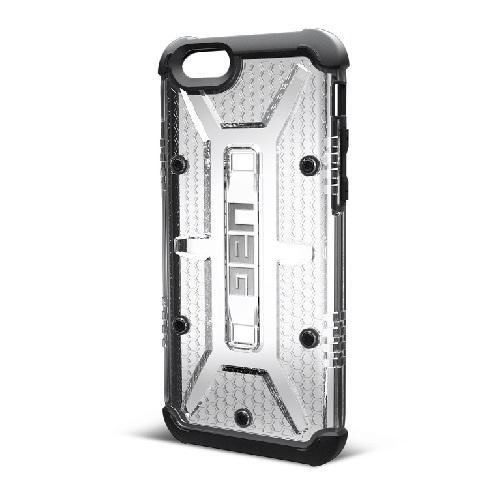 【iPhone6ケース】あらゆる方向の衝撃を緩和 UAG コンポジットケース クリア iPhone 6ケース_0