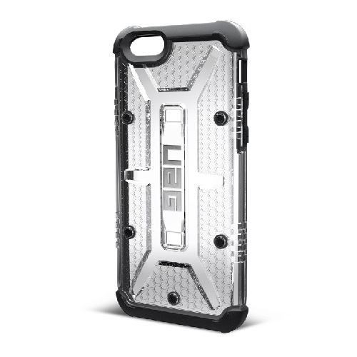 あらゆる方向の衝撃を緩和 UAG コンポジットケース クリア iPhone 6ケース