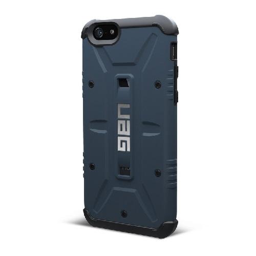 【iPhone6ケース】あらゆる方向の衝撃を緩和 UAG コンポジットケース ブルー iPhone 6ケース_0