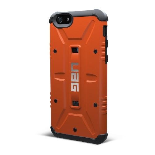 【iPhone6ケース】あらゆる方向の衝撃を緩和 UAG コンポジットケース オレンジ iPhone 6ケース_0