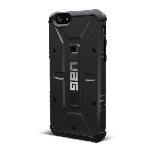 あらゆる方向の衝撃を緩和 UAG コンポジットケース ブラック iPhone 6ケース