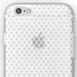 【iPhone6s/6ケース】エラストマー AndMesh MESH CASE クリア iPhone 6s/6ケース_1