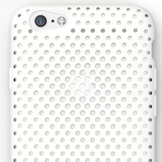 【iPhone6s/6ケース】エラストマー AndMesh MESH CASE ホワイト iPhone 6s/6ケース_1