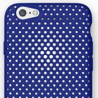 【iPhone6s/6ケース】エラストマー AndMesh MESH CASE ブルー iPhone 6s/6ケース_1