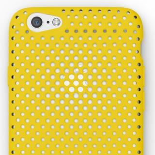 【iPhone6s/6ケース】エラストマー AndMesh MESH CASE イエロー iPhone 6s/6ケース_1
