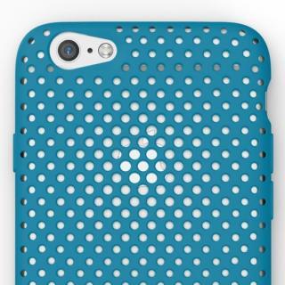 【iPhone6s/6ケース】エラストマー AndMesh MESH CASE ターコイズ iPhone 6s/6ケース_1